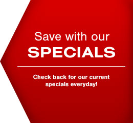 Save with our Specials at Autobahn Motorsports